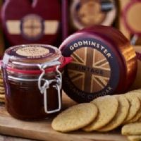 Godminster Beetroot and Apple Chutney